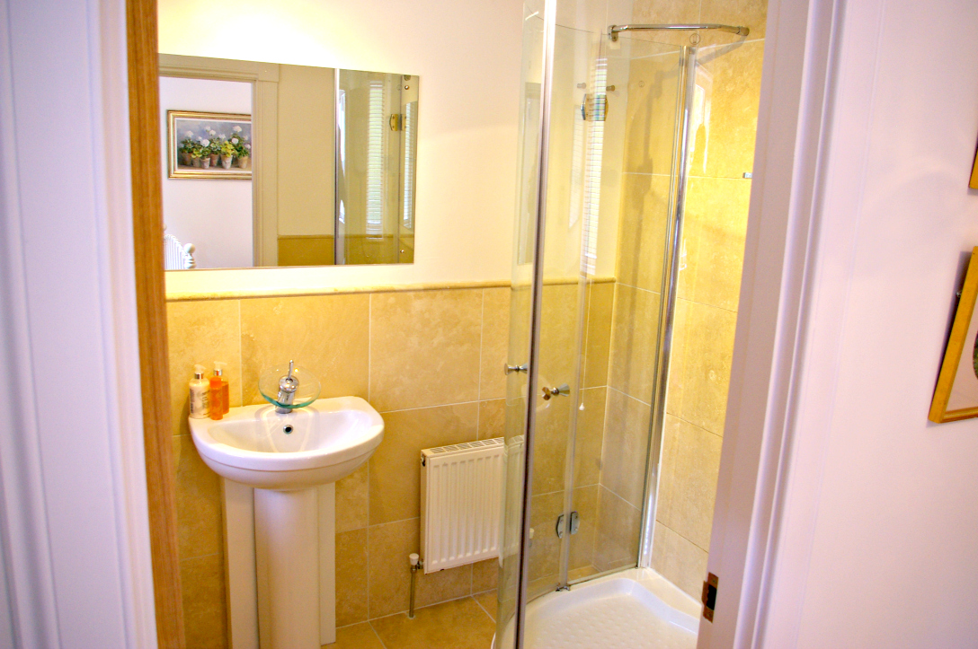 Carron bathroom Ceol Mor B&B